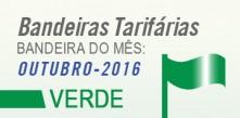 tabela bandeira verde