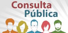 representação gráfica de consulta pública, desenho de diversas pessoas opinando aneel cocel