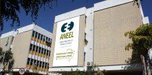fachada da ANEEL onde a COCEL apresentou o Plano de Resultados ao diretor Romeu Rufino