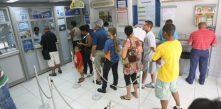 Imagem ilustrativa de uma lotérica que continua recebendo pagamento de faturas da Cocel