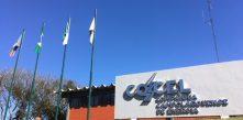fachada da sede da COCEL