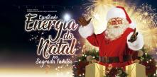 Energia do Natal 2018 na praça do colégio sagrada família