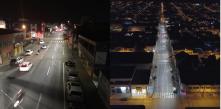 Ruas mais iluminadas em Campo Largo